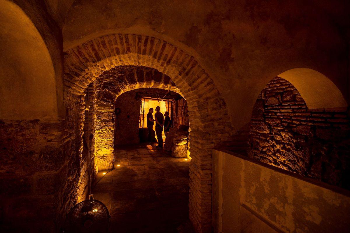 Hallan restos fenicios de la ciudad de Gadir en la reconstrucción del templo del flamenco de Cádiz