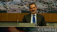 El Rey Felipe VI este miércoles en la cumbre de CEOE