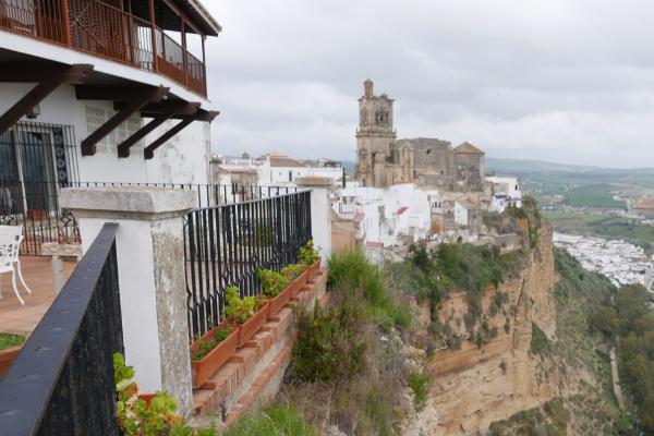 El Parador de Arcos es el primer hotel andaluz que suma una estrella más bajo el nuevo decreto turístico