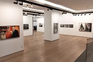 La exposición de Jordi Socías en la galería Fernández-Braso.