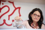 La vicepresidenta valenciana y consellera de Igualdad y Políticas Inclusivas, Mónica Oltra.