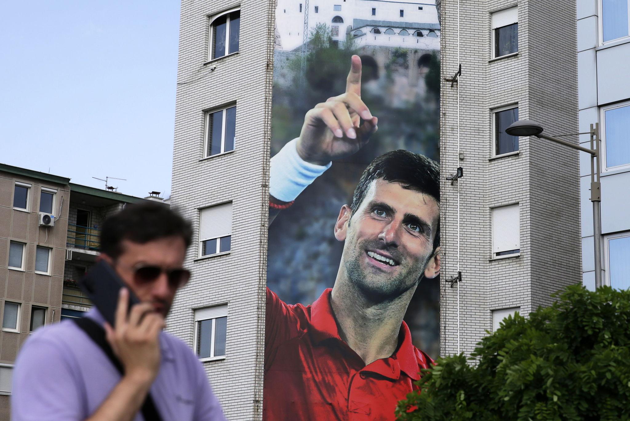 """El positivo de Djokovic envenena el ambiente: """"Es aterrador lo que escriben"""""""