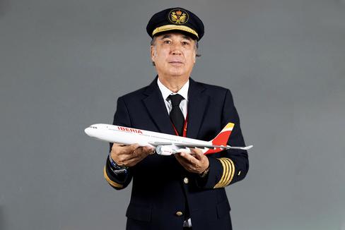 """El piloto que fue a por mascarillas a China cuando aquí no había: """"Repetiría mil veces"""""""