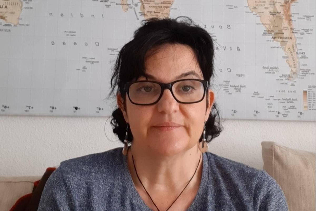 María del Mar Faraco Oñorbe, presidenta de la Asociación de Médicos de Sanidad Exterior.