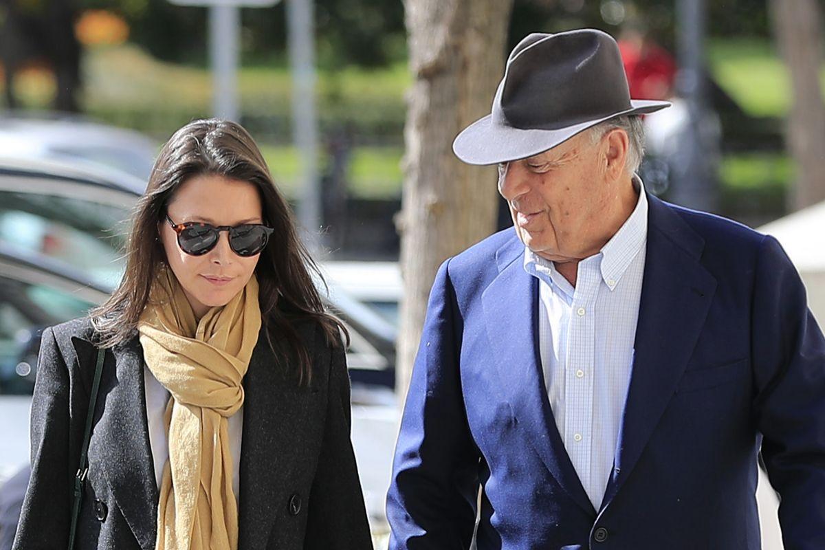 Esther Doña y Carlos Falco estuvieron tres años casados