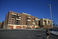 Promoción de viviendas en Madrid.
