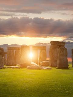 Así fue el solsticio de Stonehenge, retransmitido en directo por primera vez