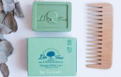 Champú sólido: una forma de lavarse el pelo más natural, sin sulfatos  y 'zero waste'
