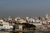 Vista de La Habana, donde supuestamente se produjo el incidente.