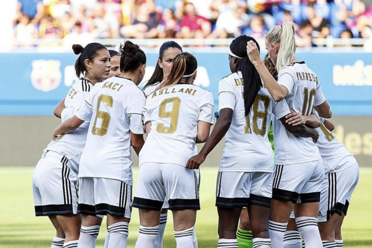 Liga Santander: Ahora sí, llega el Real Madrid femenino: gasto moderado,  fichajes jóvenes nacionales y sponsors propios | LaLiga Santander 2019 -  2020