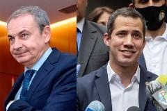 Zapatero cree que hay gobiernos que se arrepienten de haber reconocido a  Guaidó como presidente