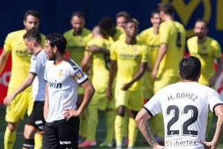 El Villarreal sueña a lo grande ante un Valencia sumido en la depresión