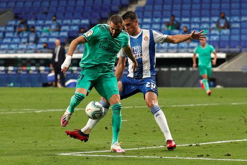 La Liga Santander - Espanyol v Real Madrid