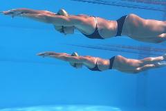 Cómo adelgazar y ponerse en forma en la piscina de forma segura
