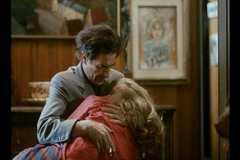 John Cassavettes y Gena Rowlands en 'Corrientes de amor'.