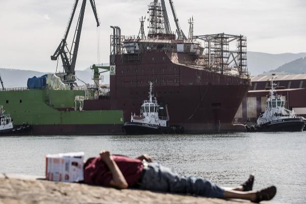 La economía vasca ante el 12-J: El oasis se tambalea por el impacto industrial