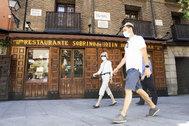 Vuelve Casa Botín, el restaurante más antiguo del mundo, después de 300 años sin cerrar... hasta el coronavirus