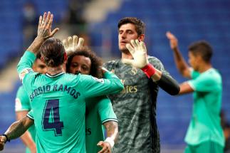 La Liga Santander - Espanyol v lt;HIT gt;Real lt;/HIT gt; lt;HIT gt;Madrid lt;/HIT gt;
