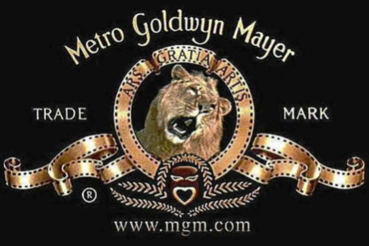 El león de la Metro.