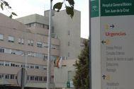 El hospital de Úbeda donde trabaja la limpiadora sancionada
