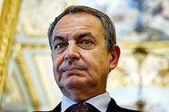 El ex presidente Rodríguez Zapatero.