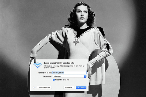 La verdadera historia de Hedy Lamarr, la madre oculta del wifi