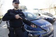 Seis detenidos por 23 asaltos en oficinas y tiendas tras cuatro registros en Madrid y Getafe