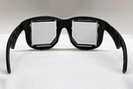 Ha creado unas gafas de realidad virtual que de verdad parecen unas gafas