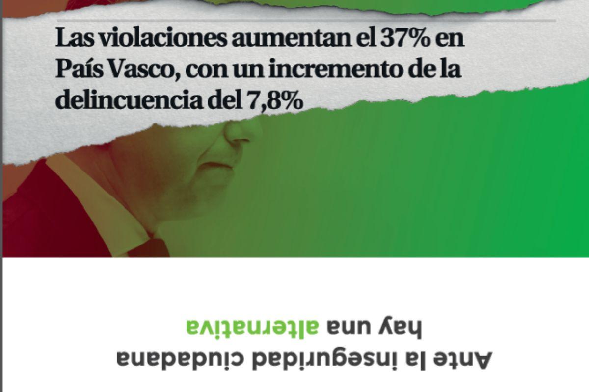 """Correos bloquea la propaganda electoral de Vox en Galicia y el País Vasco porque puede """"vulnerar derechos fundamentales"""""""