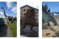 Dinosaurios 3D de Google: así puedes tener un Parque Jurásico en el salón con realidad aumentada