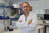 José V. Castell, catedrático de Bioquímica y Biología Molecular de la UV.