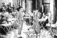 Fotograma de 'Últimas tardes con Teresa', basada en la novela de Juan Marsé.