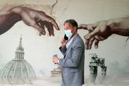The lt;HIT gt;coronavirus lt;/HIT gt; disease (COVID-19) outbreak in Rome
