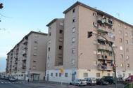 Viviendas sociales del Grupo San Lorenzo de Castellón.