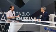 El zasca de Vicente Vallés a Pablo Iglesias en Antena 3 Noticias