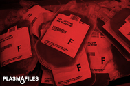 Una filtración de la mayor empresa de transfusiones desvela 36.000 percances en 40 países