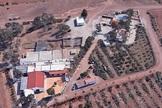El cortijo del Cabo de Gata que pretenden rehabilitar.