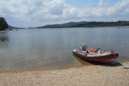 Las siete playas de interior españolas con bandera azul para un chapuzón