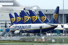 Ryanair opera más de 1.000 vuelos diarios en Europa a partir de hoy