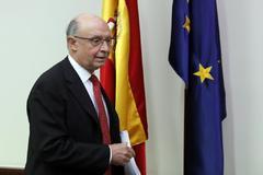 Cristóbal Montoro, exministro popular de Hacienda