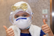 Ahinara ha recibido 30 sesiones de protonterapia.