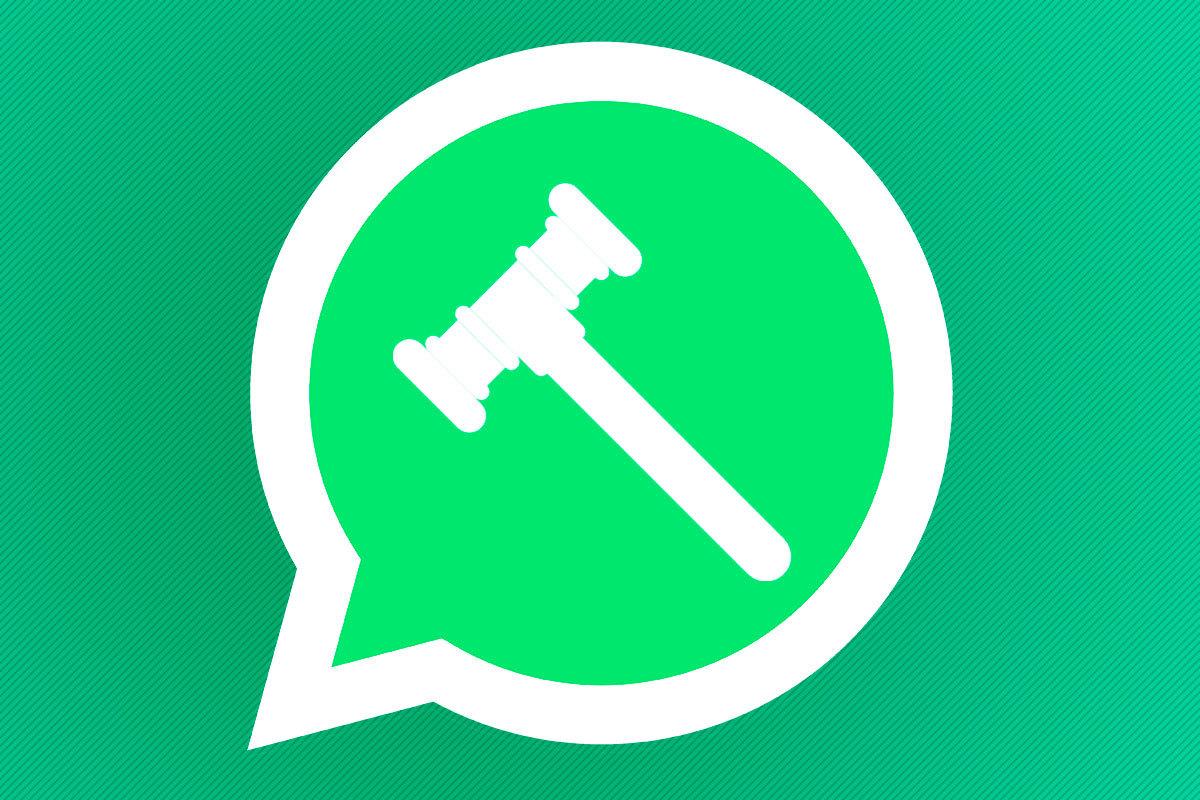 Condenado por difundir por WhatsApp el desnudo de una mujer que se parecía a una compañera