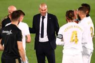La Liga Santander - lt;HIT gt;Real lt;/HIT gt; lt;HIT gt;Madrid lt;/HIT gt; v Getafe