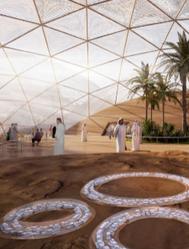 Dubai diseña la primera ciudad del mundo donde vivir como en Marte
