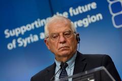 Josep Borrell, Alto representante de la Unión para Asuntos Exteriores y Política de Seguridad.