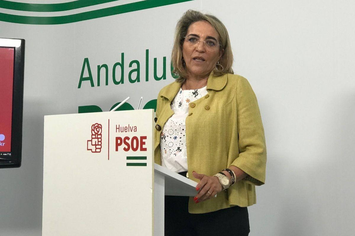 La senadora y ex delegada de Medio Ambiente de la Junta Josefa González Bayo.