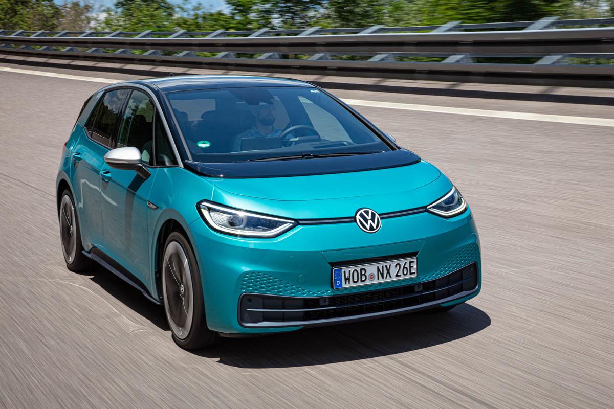 Probamos el Volkswagen ID3, el Golf en clave eléctrica