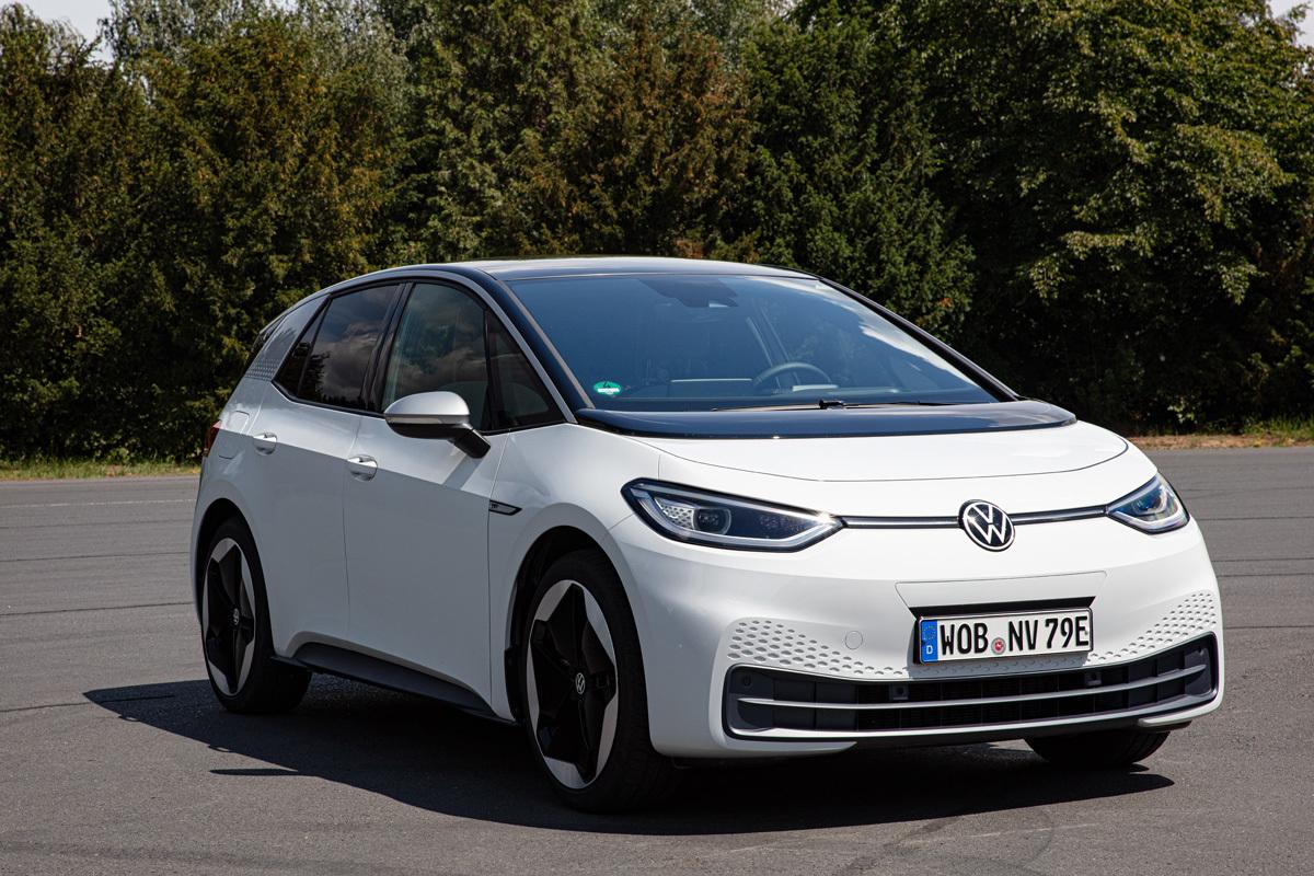 Asi es el Volkswagen ID.3, otro 100% eléctrico