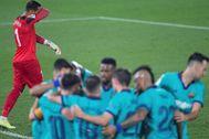 El Barça aún sabe jugar