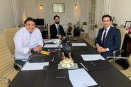 Aray Asociados presenta un plan para reforzar el mayor número de empresas de Alicante.